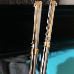 Accessories - Tiffany and co pen/pencil set